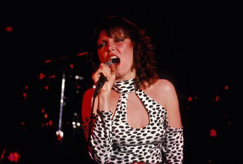 Pat Benatar in concert...