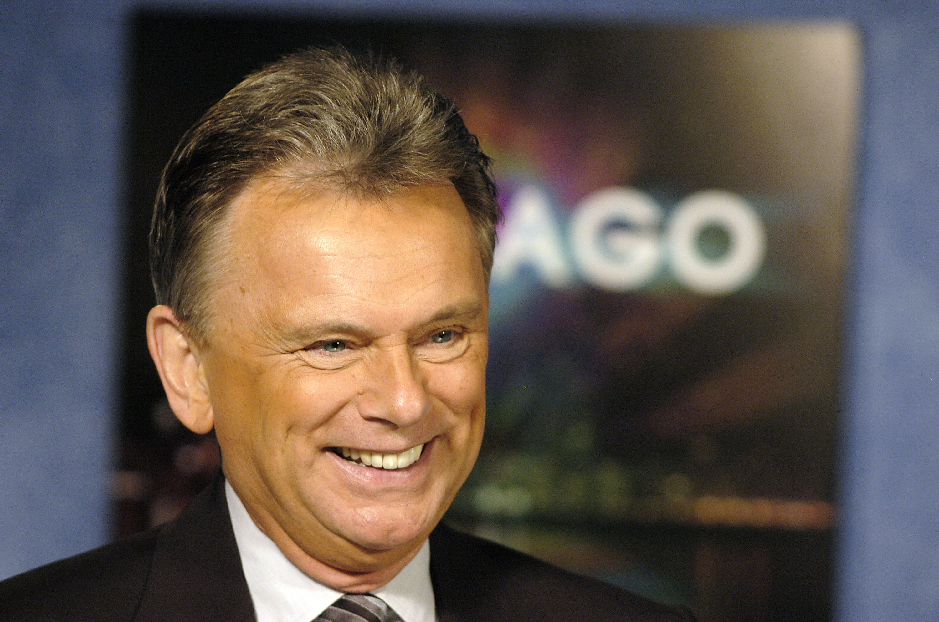 What Is Wheel of Fortune Host Pat Sajak's Net Worth?