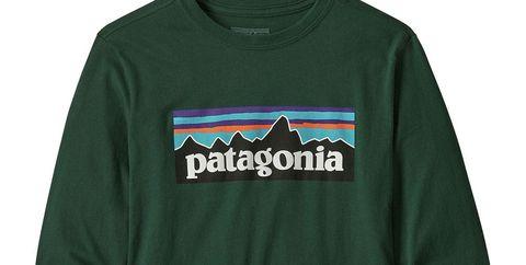 Clothing, Long-sleeved t-shirt, Sleeve, T-shirt, Green, Sweatshirt, Active shirt, Top, Shirt, Font,