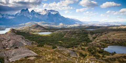 Patagonia Region, Chile
