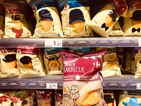 Patatas fritas de Mercadona y otros supermercados - Probamos y valoramos lasrecetas de chips de sabores