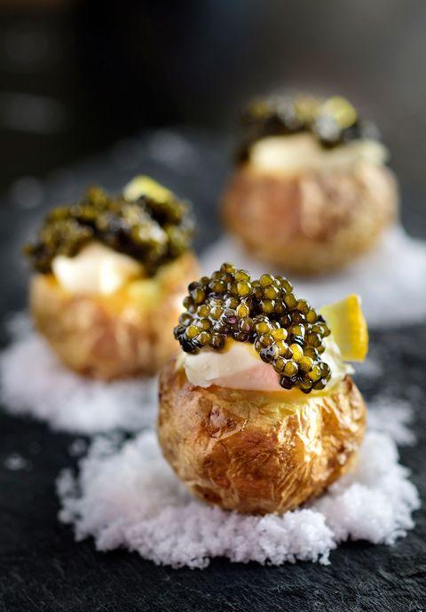 aperitivos gourmet para maridar con vermut