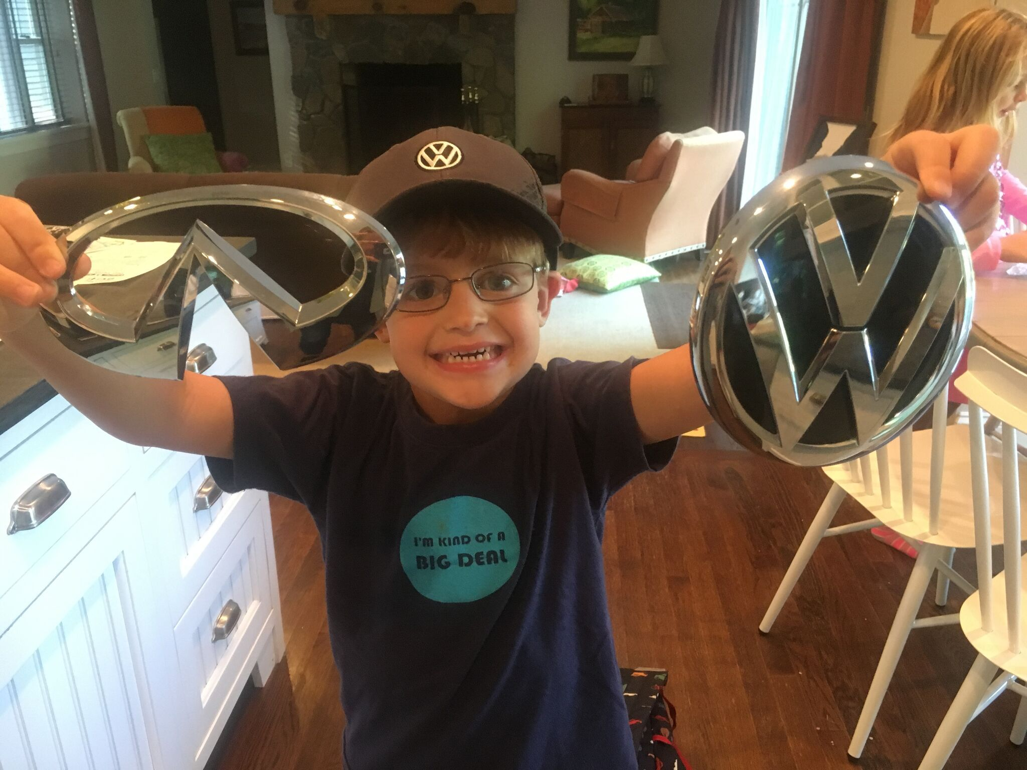 This Kid Asked Each Car Company to Send Him a Decal