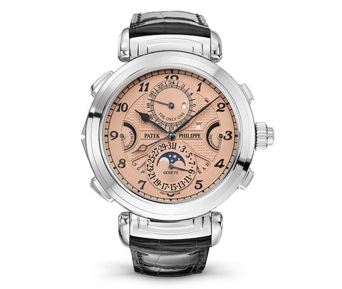 Patek Philippe GrandMaster Chime Stainless Steel Only Watch 2019