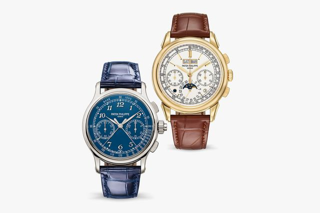 complicated patek phillipe watches