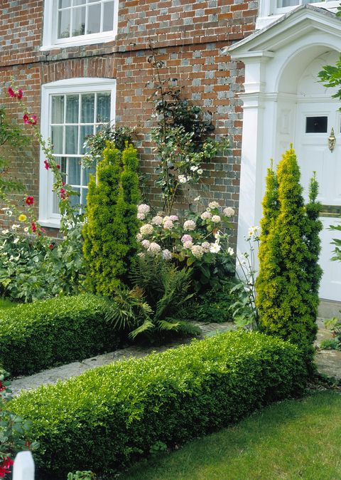Front Garden Ideas - Best Front Garden Design Ideas For ...