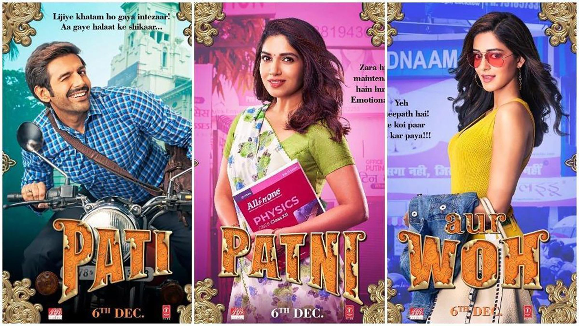Pati Patni aur Woh proves sexism is alive and well in Bollywood