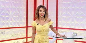 María Patiño cumple dos años en 'Socialité'