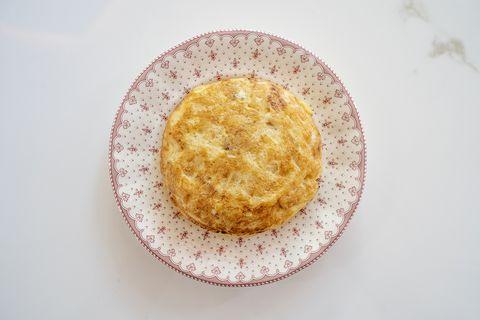 tortilla de patatas de patio de leones