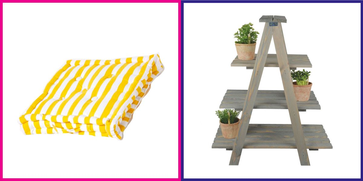 Stylish patio accessories and garden furniture to transform your outside space
