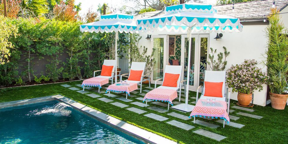 35 Porch and Patio Ideas You'll Want to Steal on backyard gazebo ideas, backyard pool ideas, backyard construction ideas, backyard fence ideas, backyard furniture ideas, backyard seating ideas, retaining wall ideas, small backyard ideas, garage ideas, driveway ideas, backyard sunroom ideas, backyard hot tub ideas, backyard landscape ideas, fireplace ideas, backyard pergola ideas, inexpensive backyard ideas, backyard courtyard ideas, backyard shed ideas, backyard concrete ideas, deck ideas,
