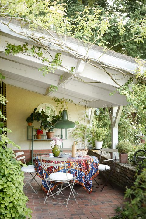 Inspiring Small Patio Ideas - 50 Gorgeous Patio Designs on Small Outdoor Patio Ideas id=17507