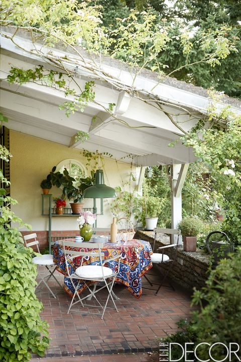 Mikkel Vang Delightful Secluded Patio