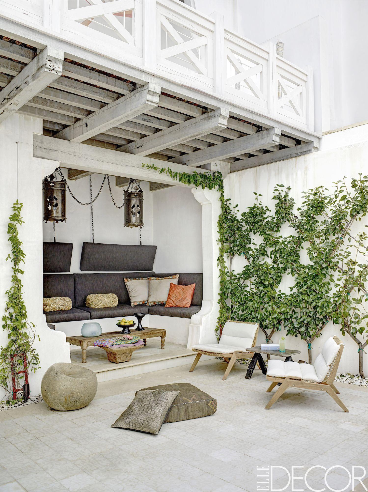 30 Best Small Patio Ideas - Small Patio Furniture \u0026 Design