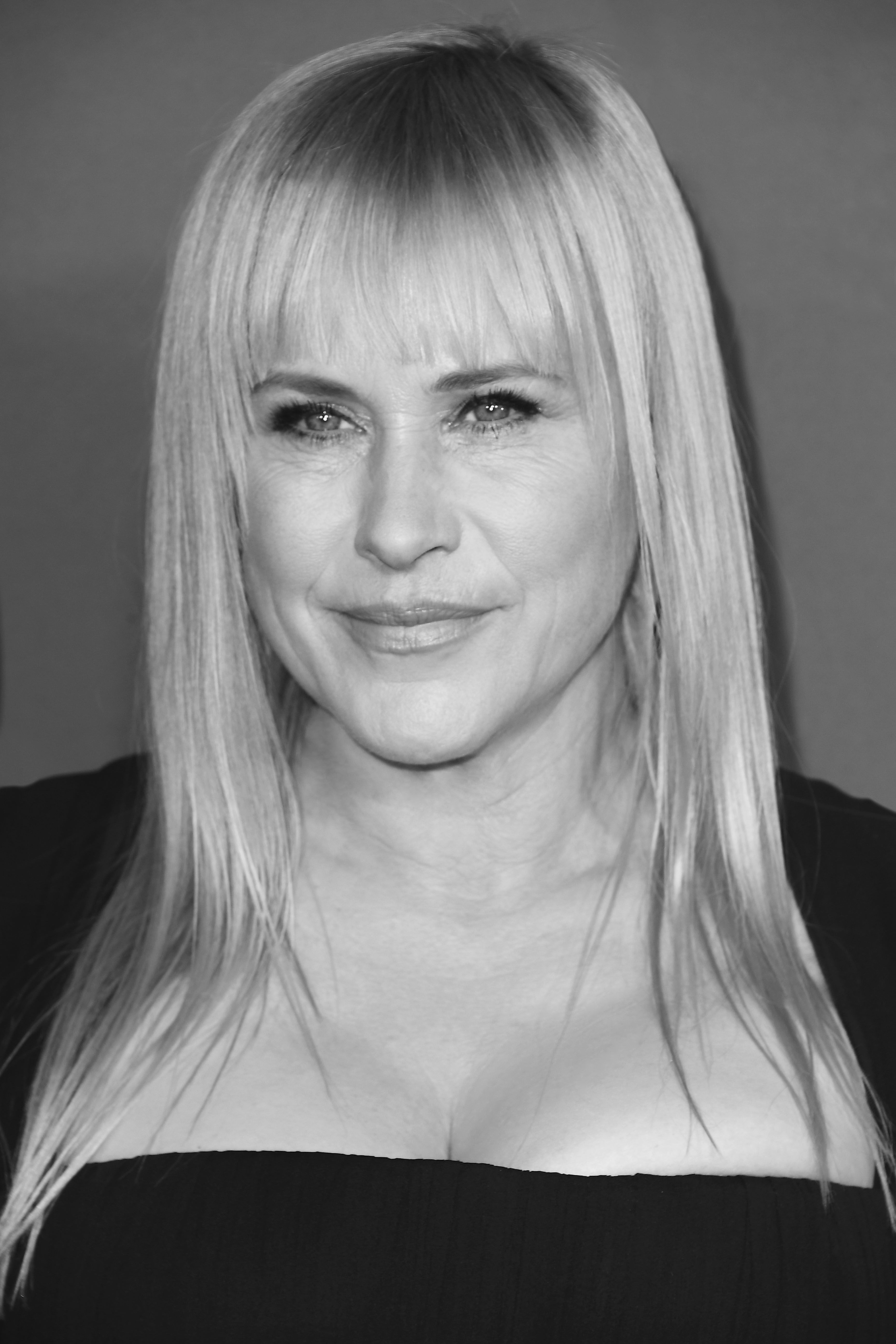 Patricia Arquette Admires State Politicians and Loves McDonalds' French Fries