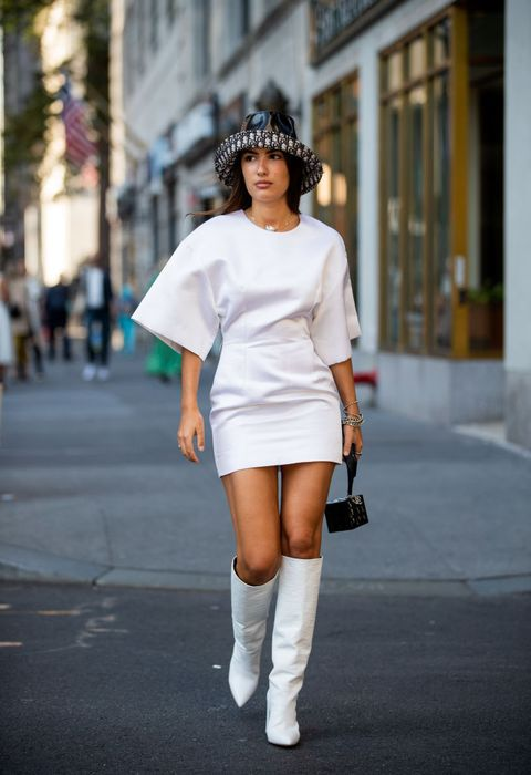 Street Style - New York Fashion Week September 2019 - Day 3