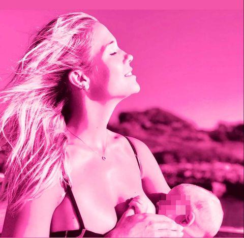Las famosas luchan contra el cáncer de mama