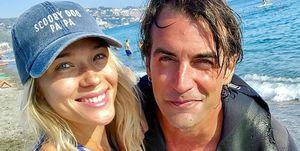 Patricia Montero y Álex Adrover anuncian que están esperando su segundo hijo.