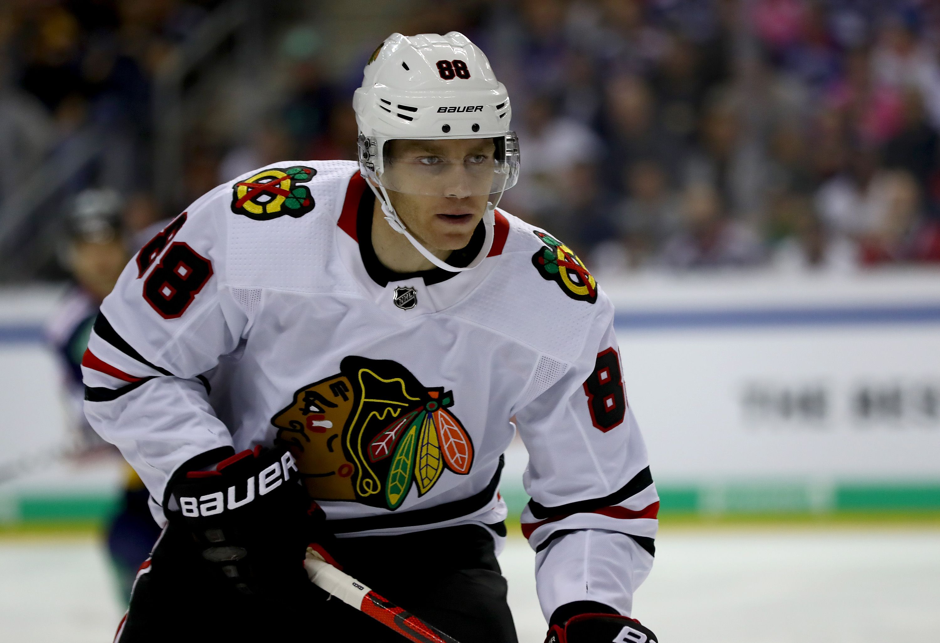 Patrick Kane Ditched Weight Room Workouts and Had a Career Year