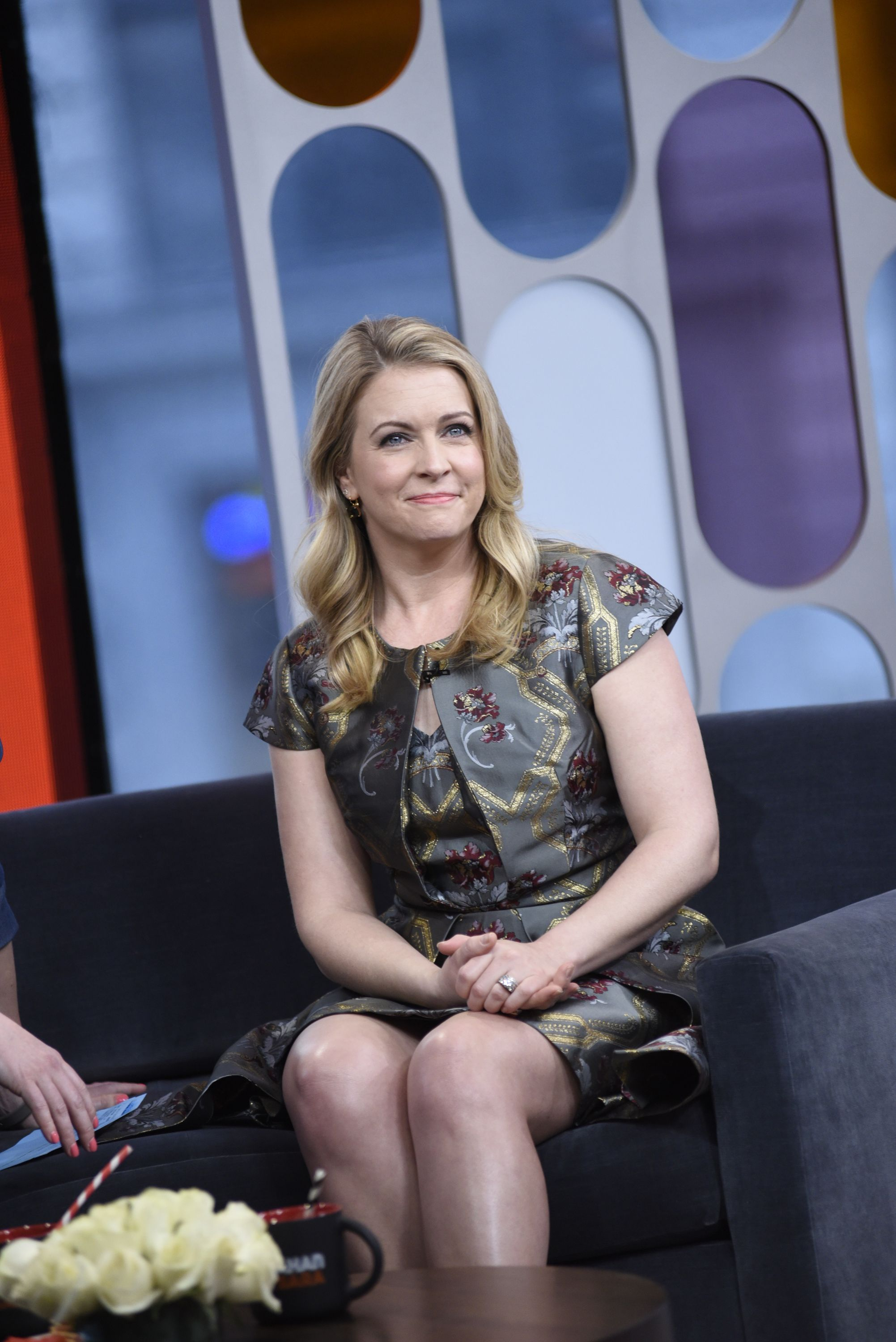 Melissa Joan Hart Drinks MCT Oil Every Day To Lose Weight