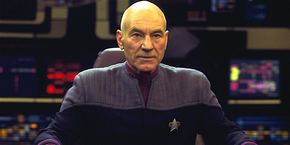 Patrick Stewart's Jean-Luc Picard Is Back When TV Needs Him Most