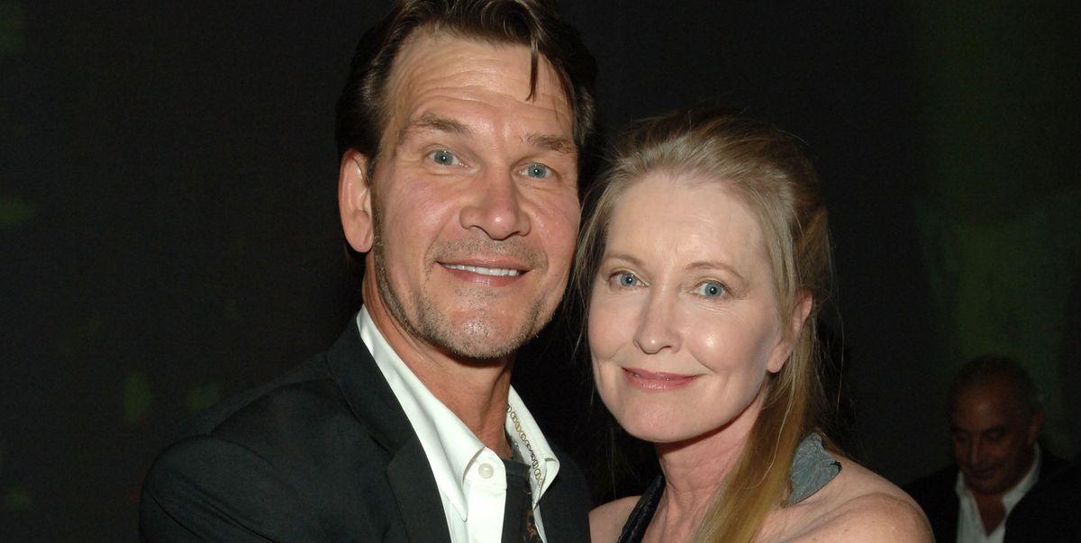 Patrick Swayze's Wife Lisa Niemi Shares