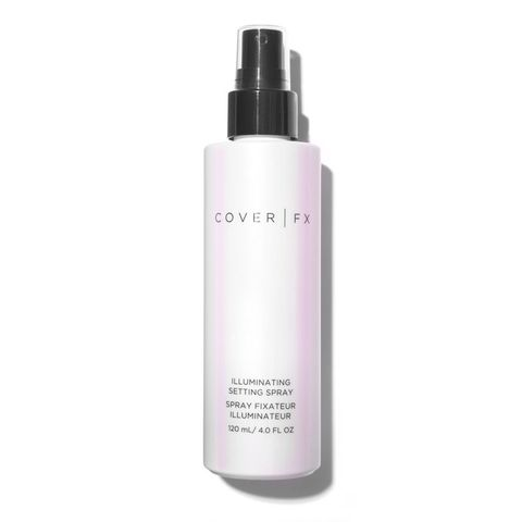 Patrick Ta makeup artist favourite products - Cover FX Illuminating Setting Spray