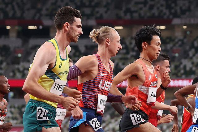 athletics   olympics day 7