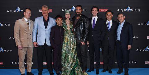 'Aquaman' - World Premiere - VIP Arrivals