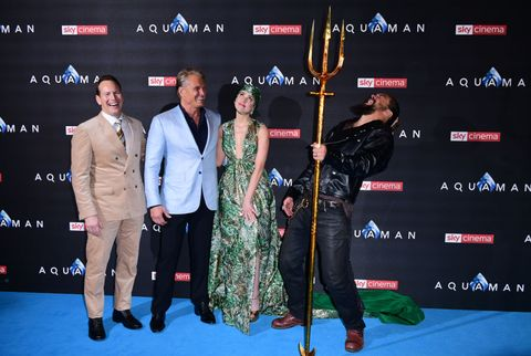 Aquaman Premiere - London