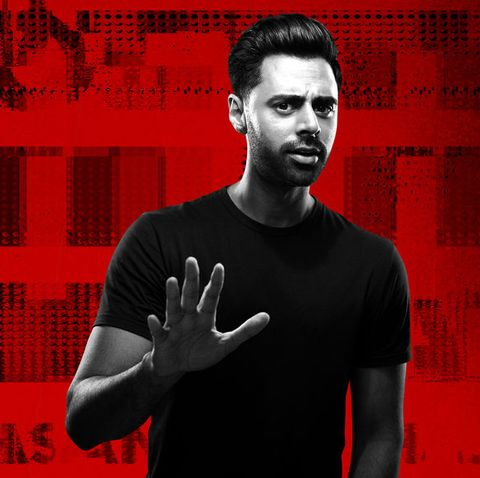 The Patriot Act with Hasan Minaj - Best Netflix Original Series