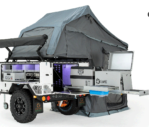 Off Road Trailers For Sale Used >> 6 Off Road Trailers That Will Follow You Anywhere Best Off Road