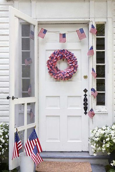 30 Decorations For 4th Of July 2018