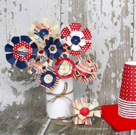 21 Easy And Festive Diy 4th Of July Decorations
