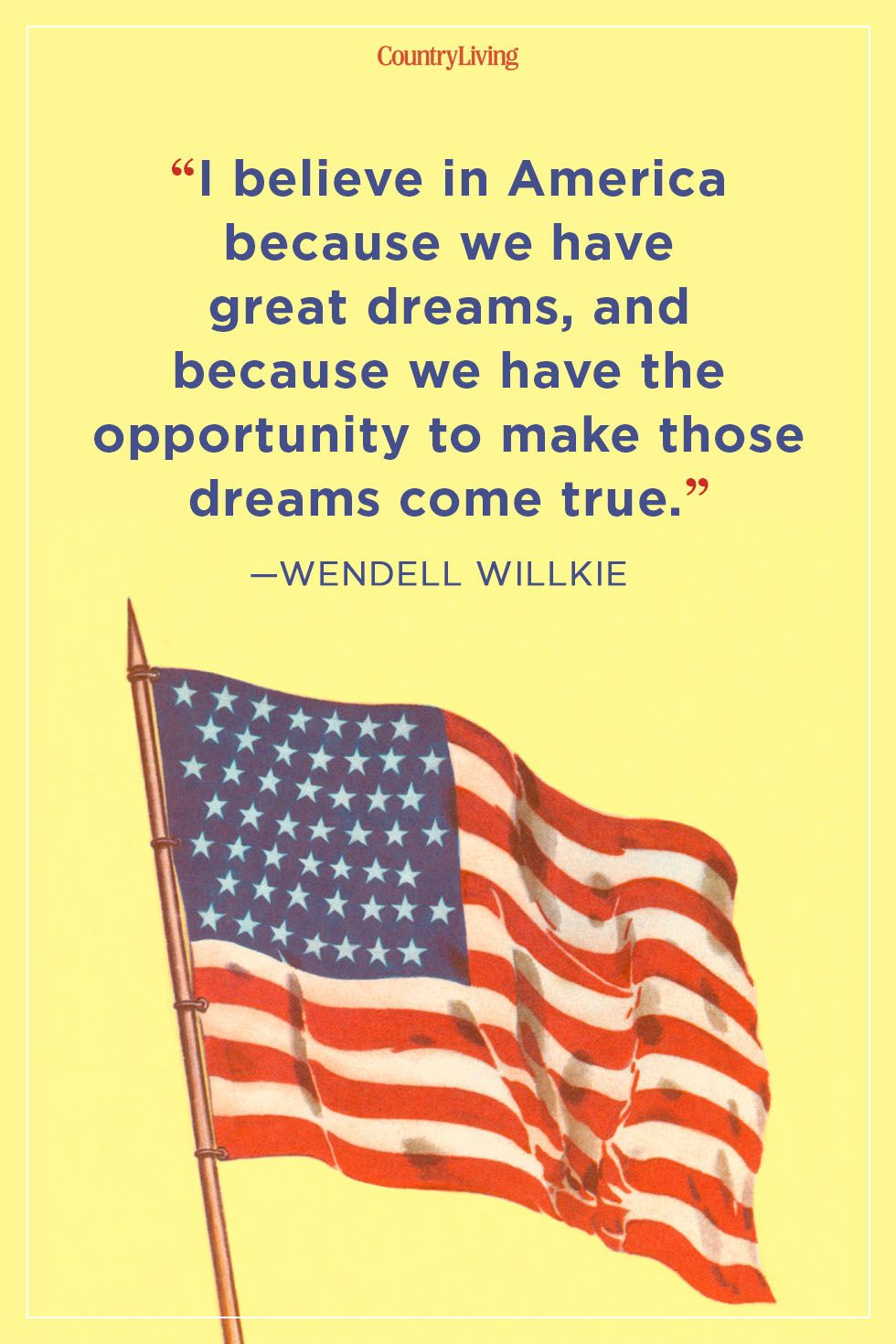 what makes america great quotes