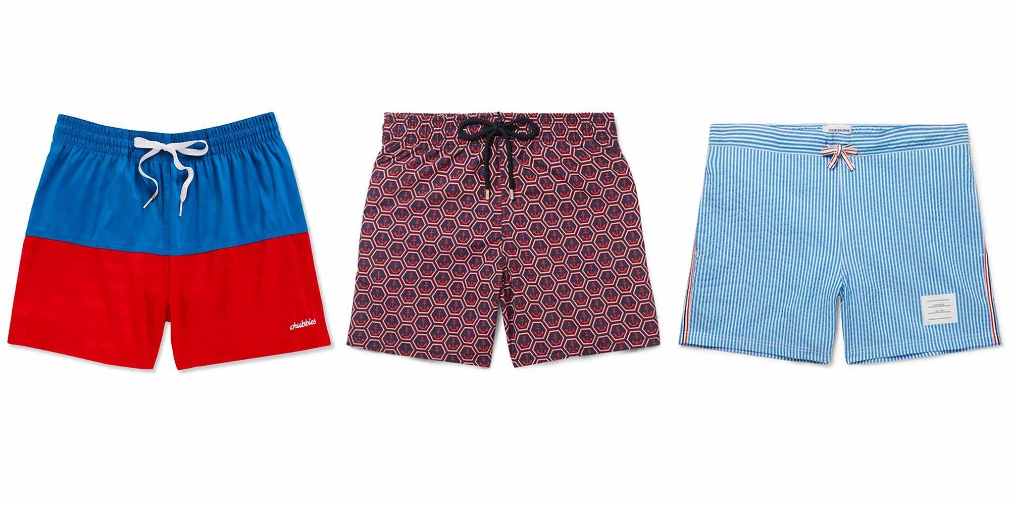 02dc7f34ae 10 Best Men's Swim Trunks for 2018 - Cool Designer Swimwear for Men