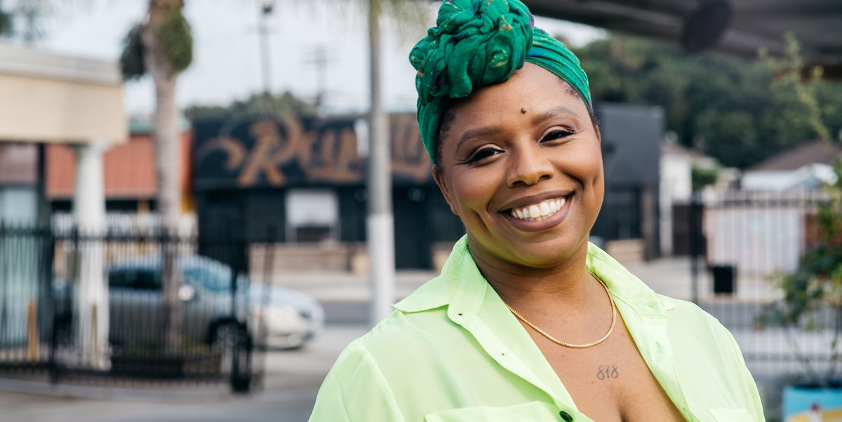 You're Giving Patrisse Khan-Cullors Hope: 'Every Single Person Is Talking About Voting in a Way I've Never Seen'