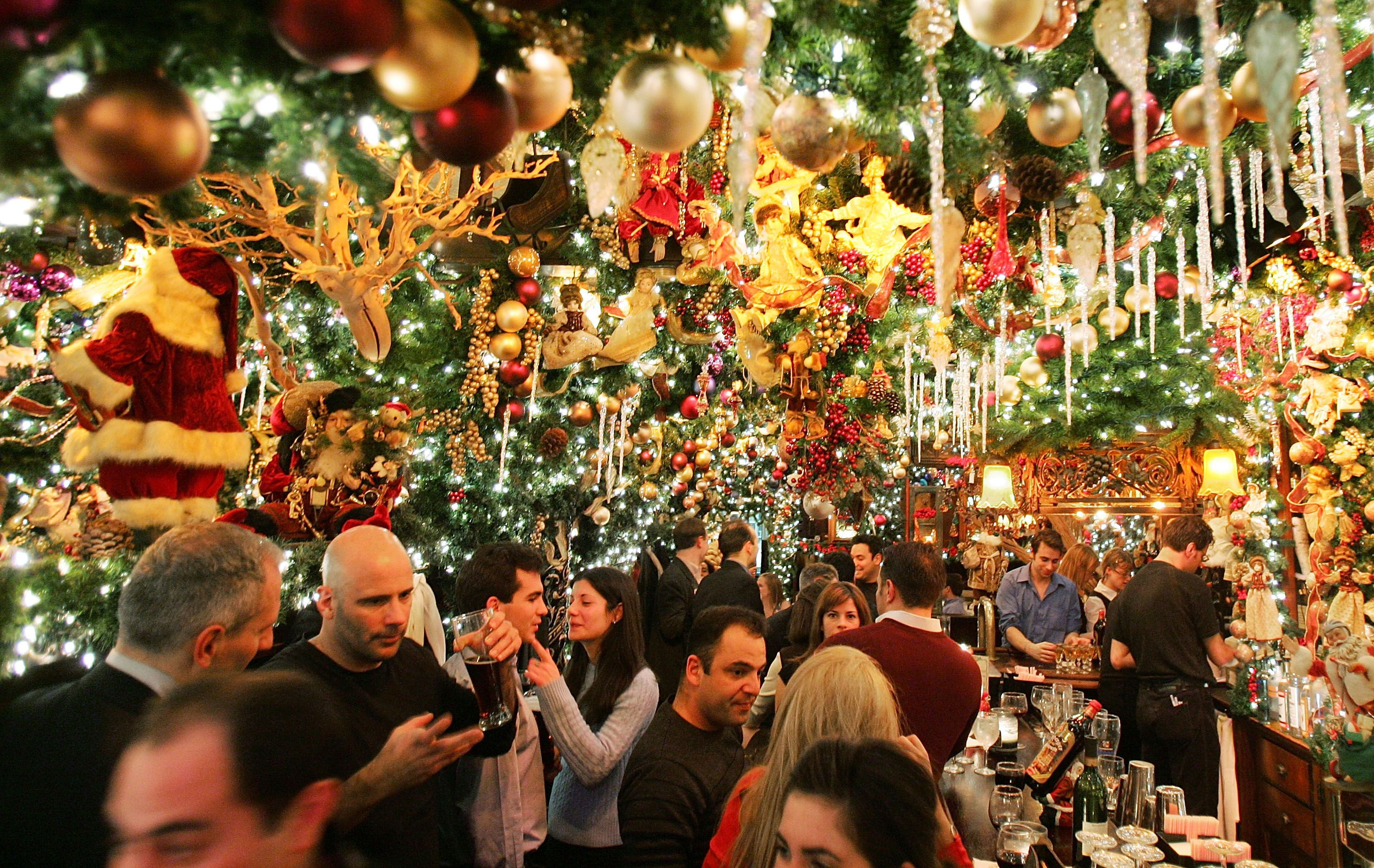 The Best Christmas Bars in NYC 2020   Fun Holiday Themed Bars in