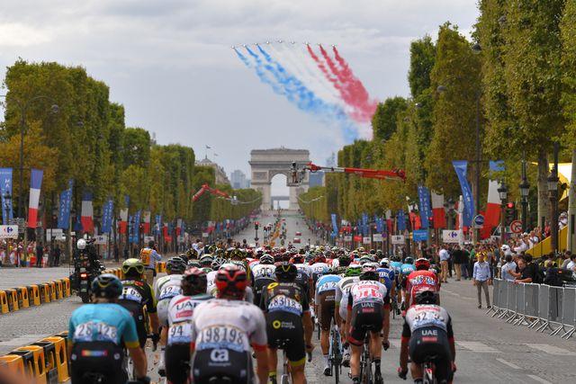 cycling 105th tour de france 2018  stage 21