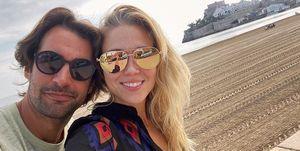 Patricia Montero y Alex Adrover
