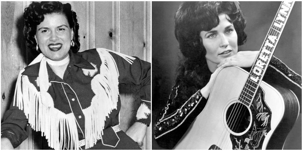 A Movie About Patsy Cline and Loretta Lynn's Iconic Friendship Is Coming to Lifetime