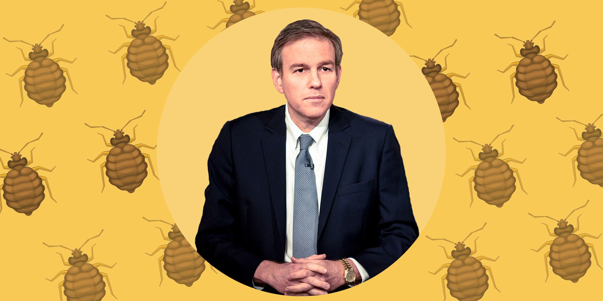 I Called Bret Stephens a Bedbug. Then He Tried to Squelch My Freedom of Speech. What a Day.