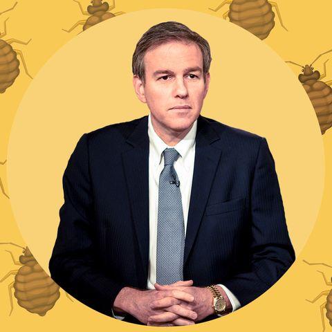 Bret Stephens bedbug