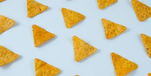 Pattern of Nachos