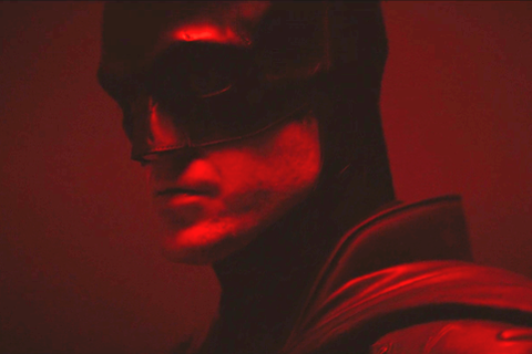 Red, Eyewear, Darkness, Fictional character, Mouth, Photography, Flesh, Vision care, Cg artwork, Art,