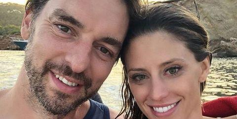 Pau Gasol y Cat McDonnell instagram