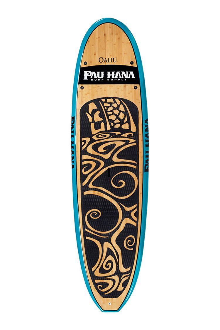 Pau Hana Oahu Stand-Up Paddleboard