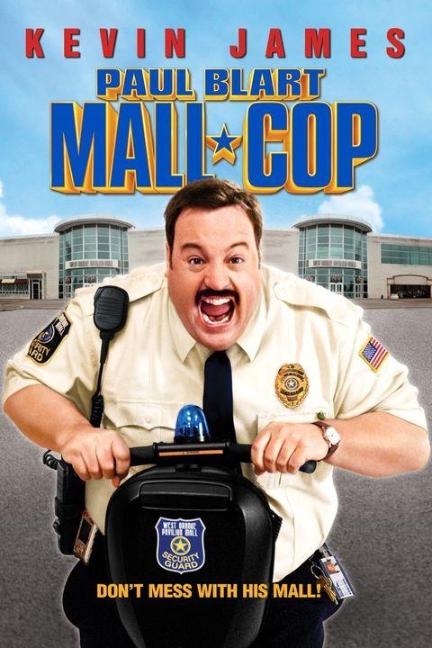Paul Blart: Mall Cop - Best Thanksgiving Movies