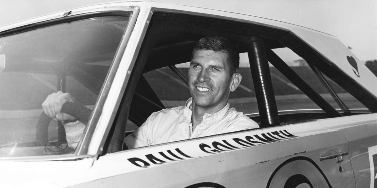 Oldest Living NASCAR Cup Series Winner Paul Goldsmith Could Do it All - Autoweek