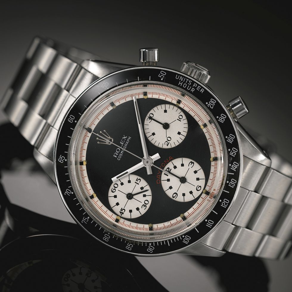 One Of The Rarest Rolex Models Was Found In A Thrift Shop Sofa